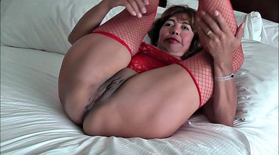 Asian mature, Socks