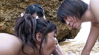 Japanese outdoor, Japanese gay, Beach fuck