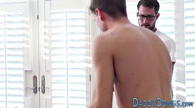 Stepdad, Stepdad gay, Massage creampie