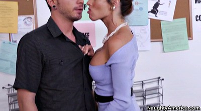 Seduce, Office tease, Veronica avluv