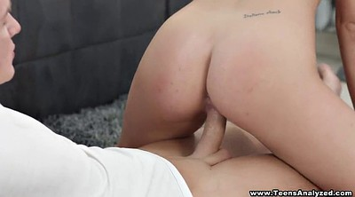 First time, First time anal, First anal