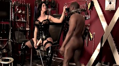 Pegging, Smoking fetish, Piss on, Black mistress
