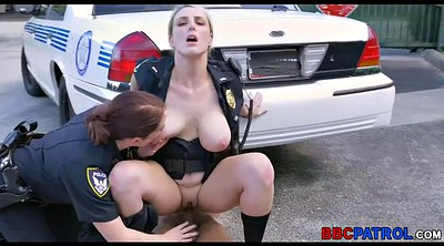 Cops, Mature public, Interracial mature