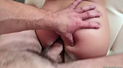 Riding orgasm, Anal hairy