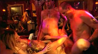 Vintage anal, Orgy anal