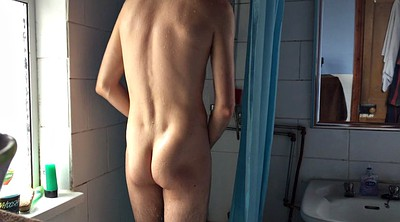 Gays, Thin, Hidden cam shower, Gay cam