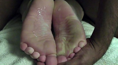 Sole, Foot massage, Bbw foot