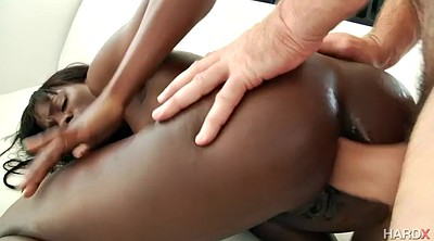 Anal orgasm, White ass, Black ass