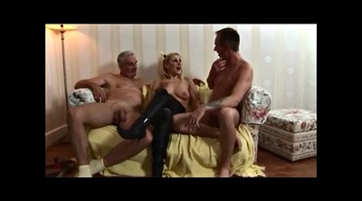 Spanking, Wife threesome