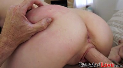 Stepdad, Trimming, Pussy hairy