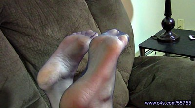 Nylon foot, Pantyhose feet, Nylon feet, Nylons