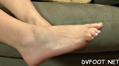 Feet, Pantyhose foot