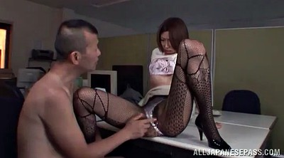 Asian foot, Pantyhose foot, Lick pussy, Asian pantyhose, Pantyhose handjob, Pantyhose blowjob