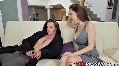 Step mom, Mom blowjob