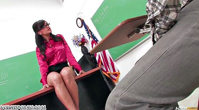 Lisa ann, Teacher mature, Mature teacher