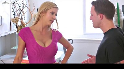 Alexis fawx, Step son, Teen tit
