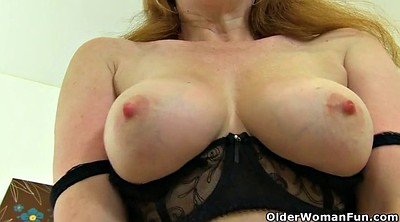Red milf, British