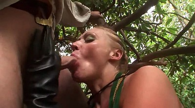 Friend, Forest, Help, Horny milf