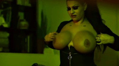 Big tits, Smother