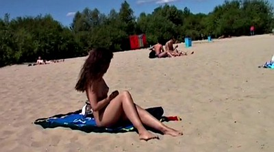 Public, Strip, Nudist beach