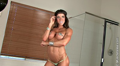Muscle babe, Fit