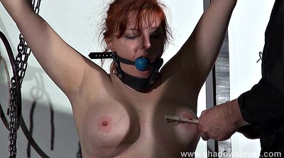 Torture, Red hair, Black bondage, Ebony hd, Black hair