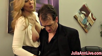 Julia ann, Ann, Night, Dating, Milks, Milking handjob
