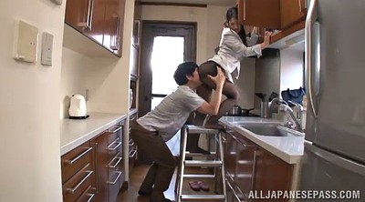 Kitchen, Asian pantyhose, Sexy pantyhose, Pantyhose asian, Finger pussy, Asian sexy