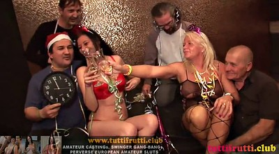 Group sex, Gangbang sex, Swingers party