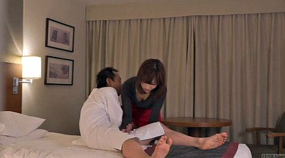 Japanese massage, Cfnm, Subtitle