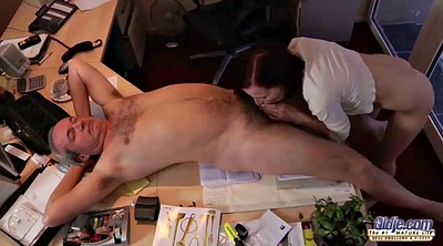 Big clit, Teen old, Clit, Old boss, My sister, Granny porn
