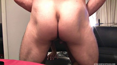 Big booty interracial