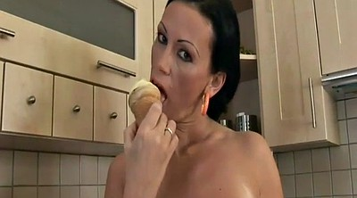 Home alone, Alone, Milf solo, Big nipples