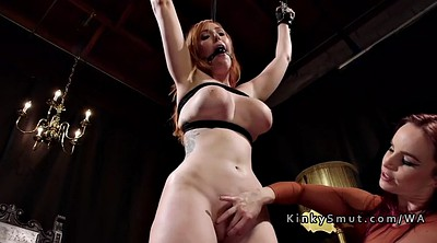Anal slave, Busty anal