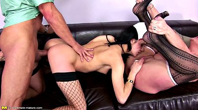 Help, Old and young, Mother anal, Mothers, Creampie mother, Creampie mature