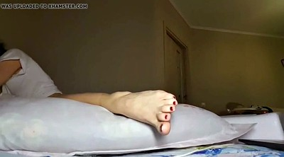 Toes, Russian feet, Painting toes