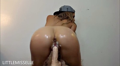 Dildo riding, Creamy