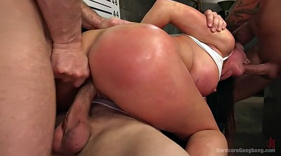 Big boobs, Gang bang, Facial, Virginia, Gang-bang, Big boobs anal