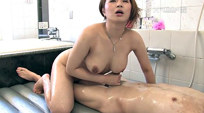 Japanese blowjob, Uncensored, Japanese tit