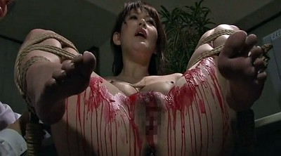 Bdsm, Japanese bdsm, Waxing, Wax, Teen asian, Japanese love