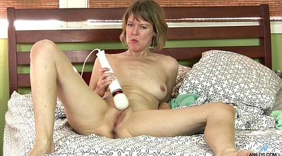 Mature solo, Mature horny, Pink