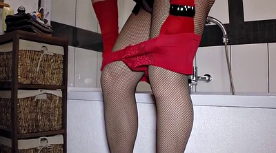 Red, Red heels