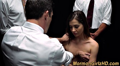 Mormon, Teen group, Teen cum
