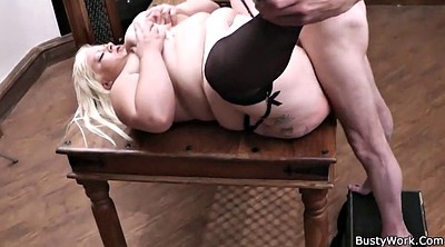 Boss, Stock, Stockings bbw