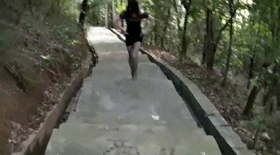 Outdoor wife, Chinese wife