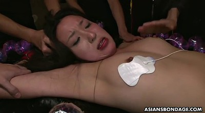 Japanese bdsm, Japanese bondage, Torture, Electric, Candle, Waxing