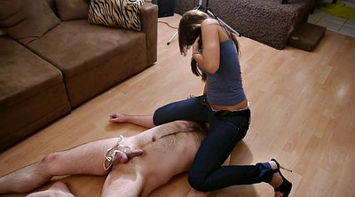 Facesitting, Femdom facesitting, Cbt, Spit, Spit face, Female