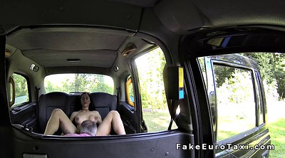 Fake, Taxi, Fake tits, Ass to mouth