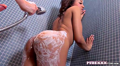Alyssa, Swingers, Pure, Divine, A movie, Ebony anal