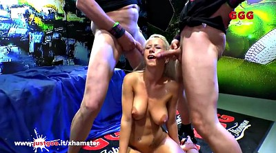 German, Lex, German goo girls, Cum tits